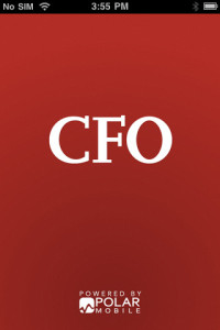 cfo magazine for ipad