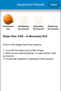 cpa practice assessment for ipad