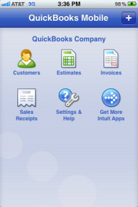 quickbooks for iphone