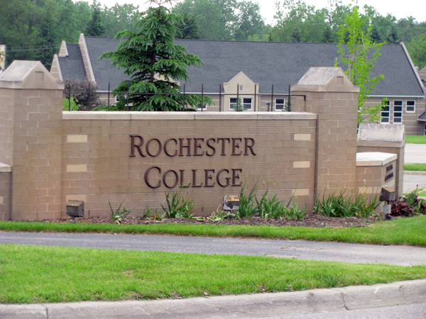 Rochester College - Bachelor's Accounting 2016