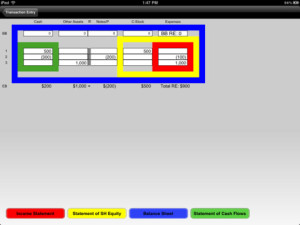 accounting equation lite for ipad