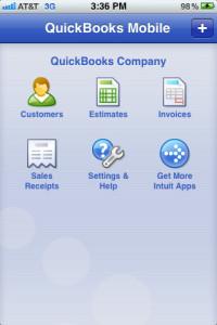 quickbooks for iphone