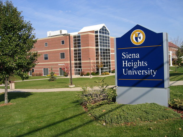 Siena Heights University - Bachelor's Accounting 2016